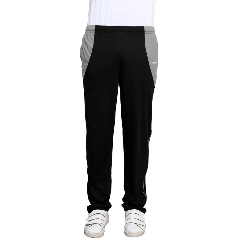 Sirtex Eazy Men's Cotton Blended Zipper Track Pants