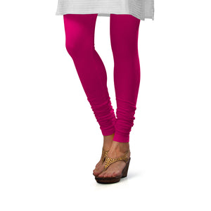 Sirtex Eazy Rani Cotton Lycra Churidar Leggings