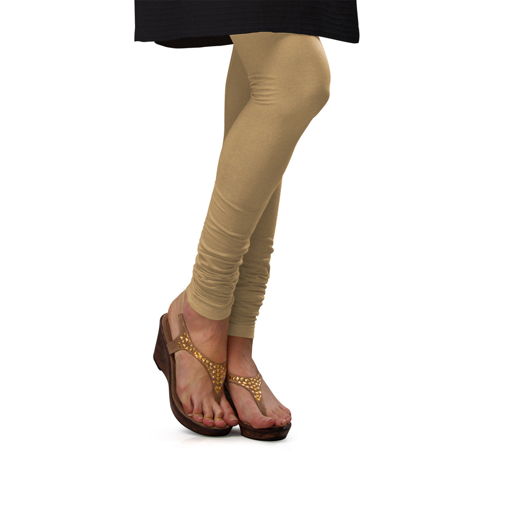 Sirtex Eazy Skin Cotton Lycra Churidar Leggings