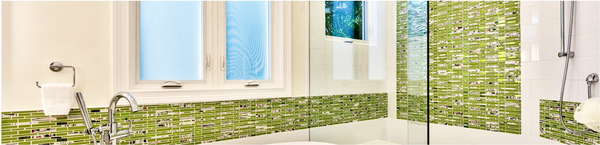 8 Ways to Perk Up Your Bathroom Design with Tile!