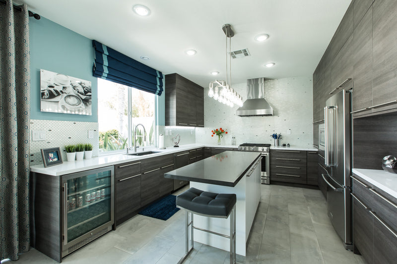 Mona and Tammy's Remodel Story-  A Sparkling New Kitchen