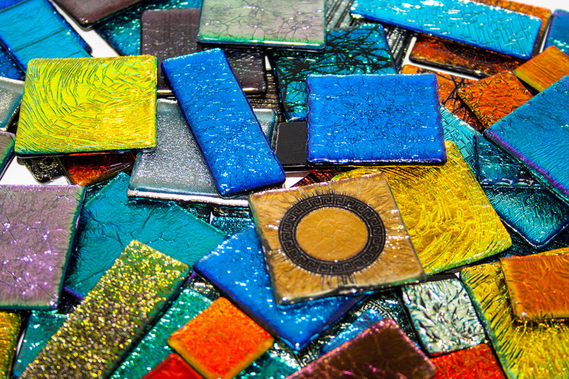 The Magic of Dichroic Glass Tile