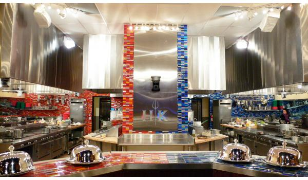 FOX TV's HELL'S KITCHEN SETS