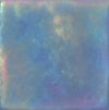 Sample Of Luna Deep Cobalt Blue Tile 1 inch Grid
