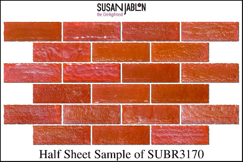 Half Sheet Sample of SUBR3170