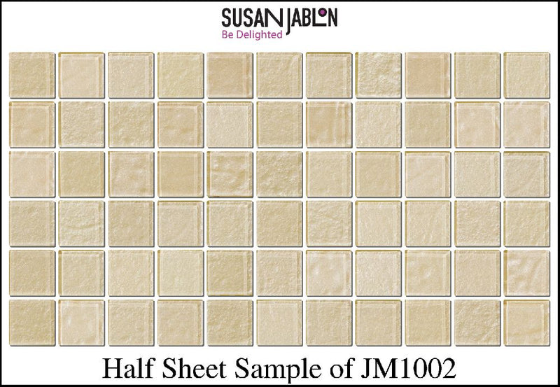 Half Sheet Sample of JM1002