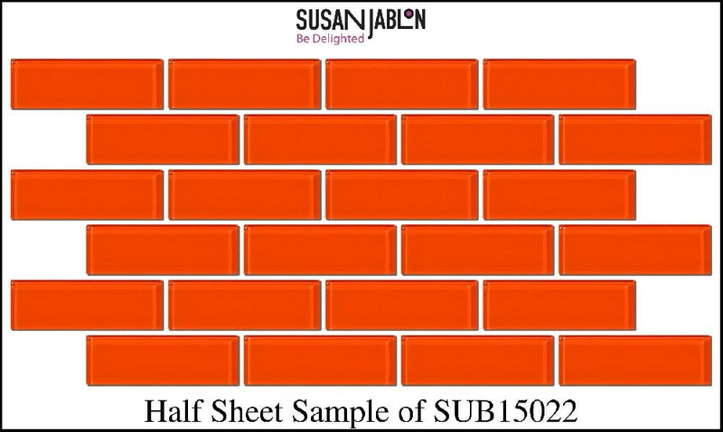 Half Sheet Sample of SUB15022