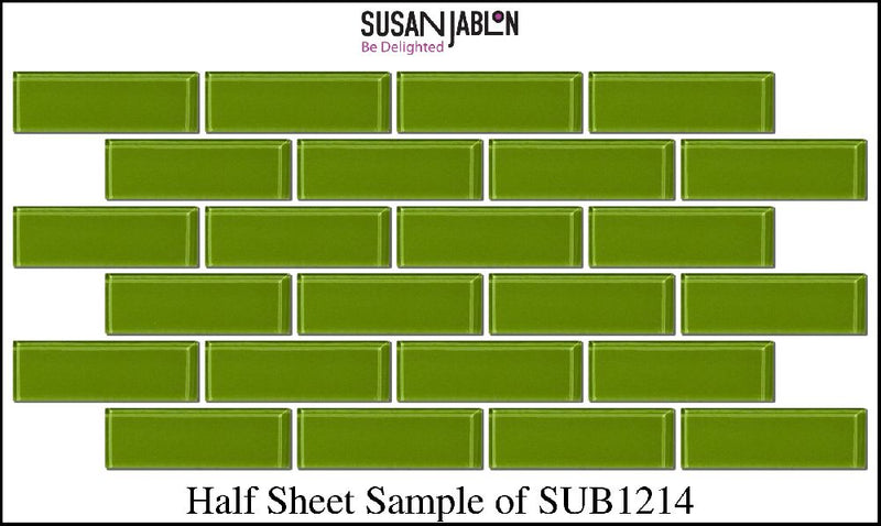 Half Sheet Sample of SUB1214