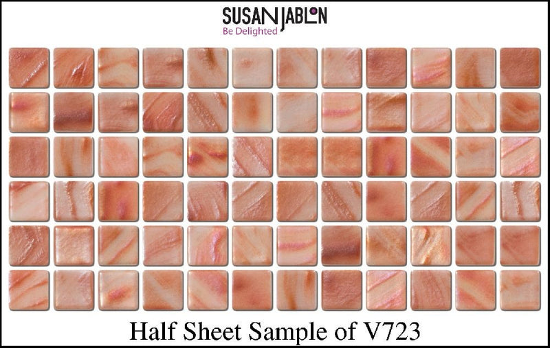 Half Sheet Sample of V723