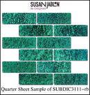 Quarter Sheet Sample of SUBDIC3111-rb