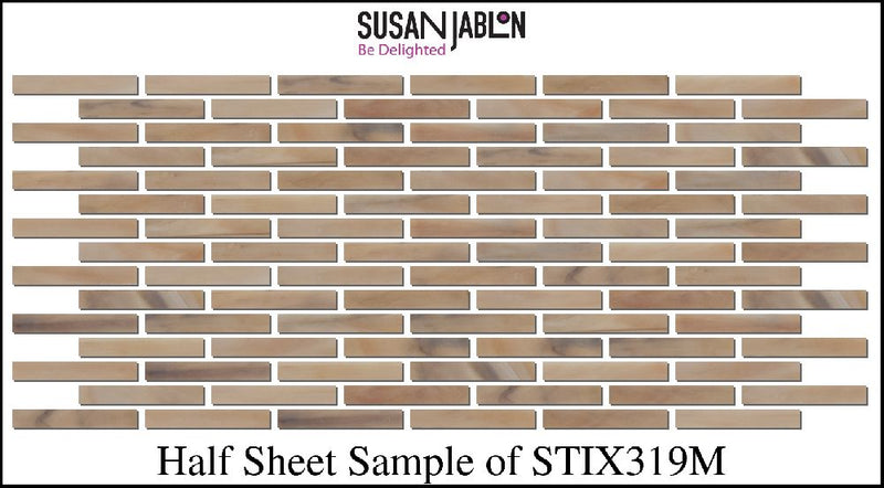 Half Sheet Sample of STIX319M