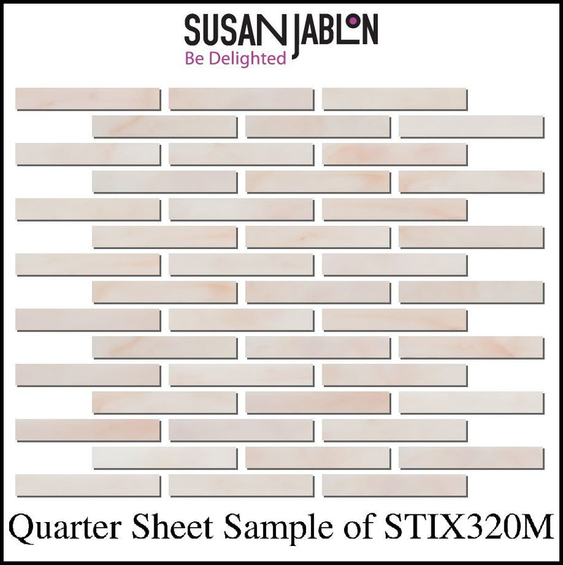 Quarter Sheet Sample of STIX320M