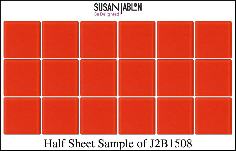 Half Sheet Sample of J2B1508