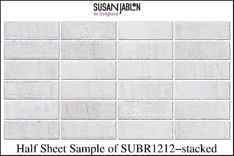 Half Sheet Sample of SUBR1212-stacked