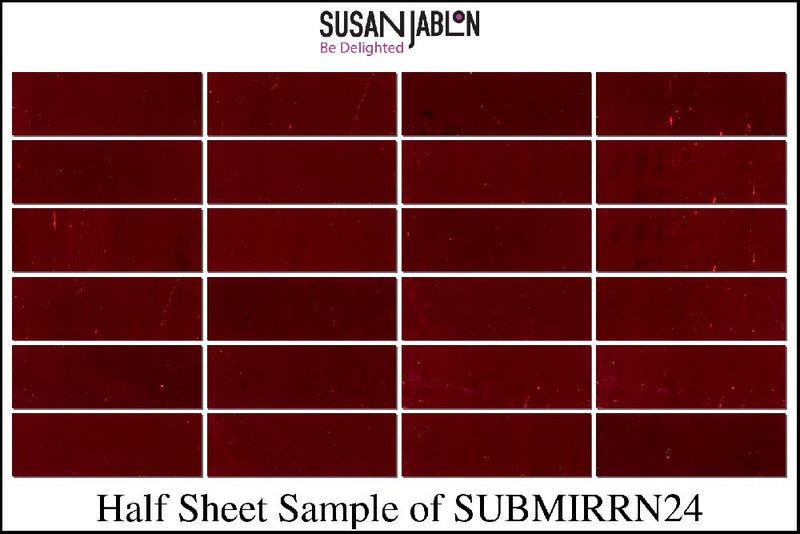 Half Sheet Sample of SUBMIRRN24