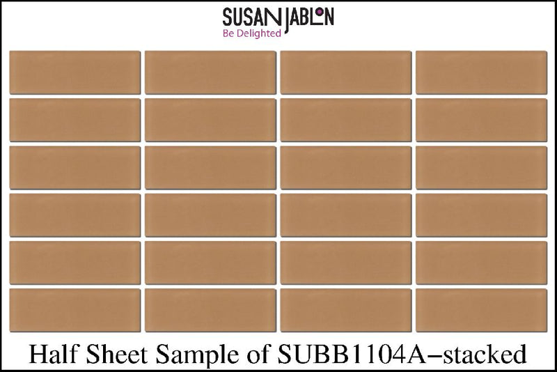 Half Sheet Sample of SUBB1104A-stacked