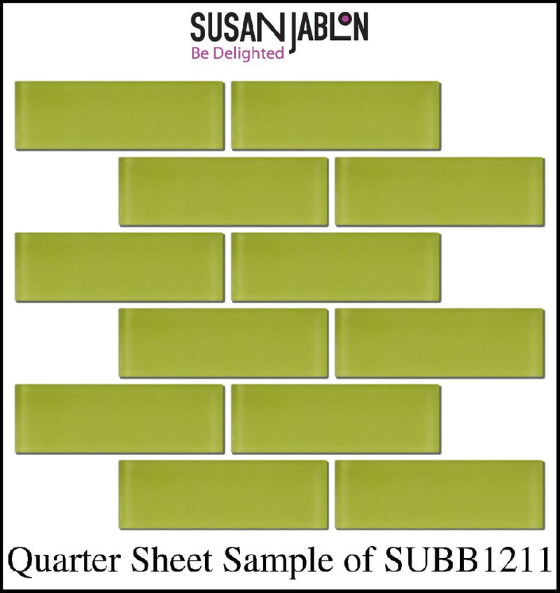 Quarter Sheet Sample of SUBB1211