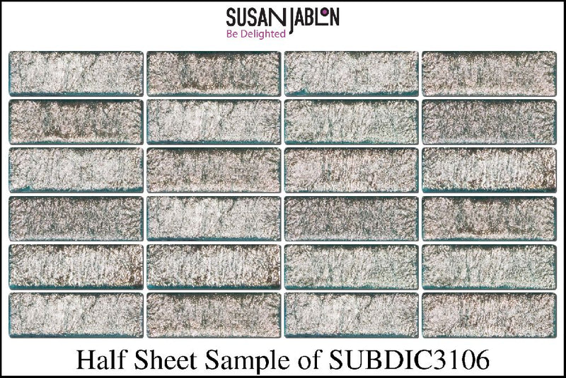 Half Sheet Sample of SUBDIC3106