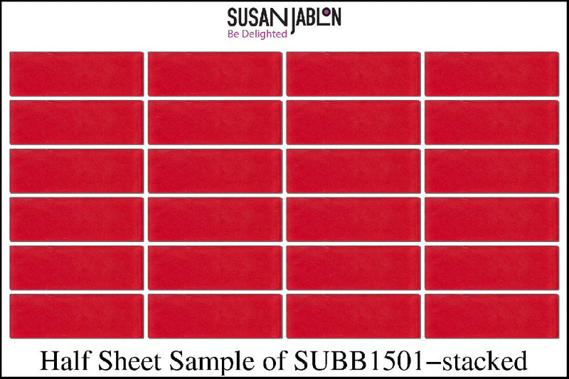 Half Sheet Sample of SUBB1501-stacked