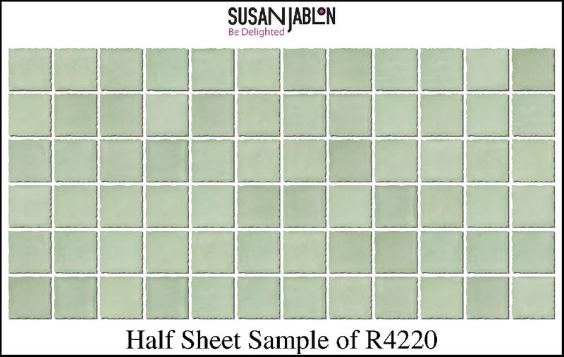Half Sheet Sample of R4220