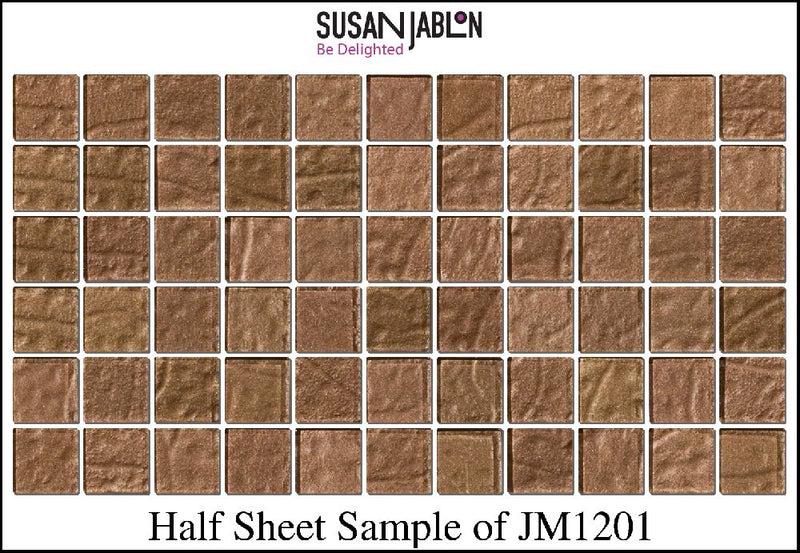 Half Sheet Sample of JM1201