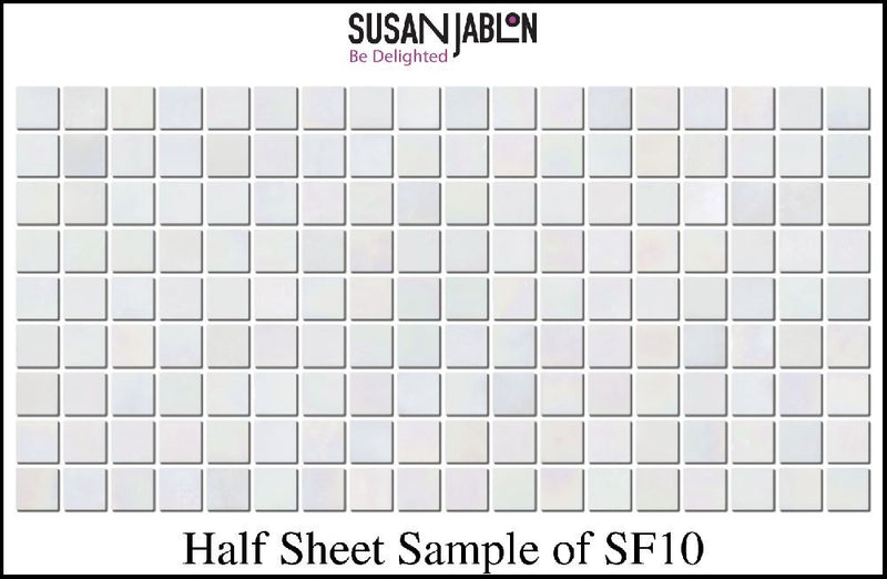 Half Sheet Sample of SF10