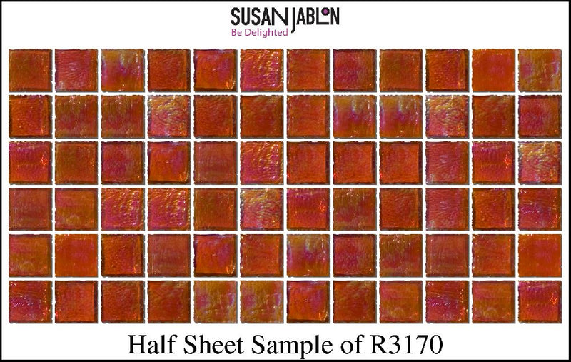 Half Sheet Sample of R3170