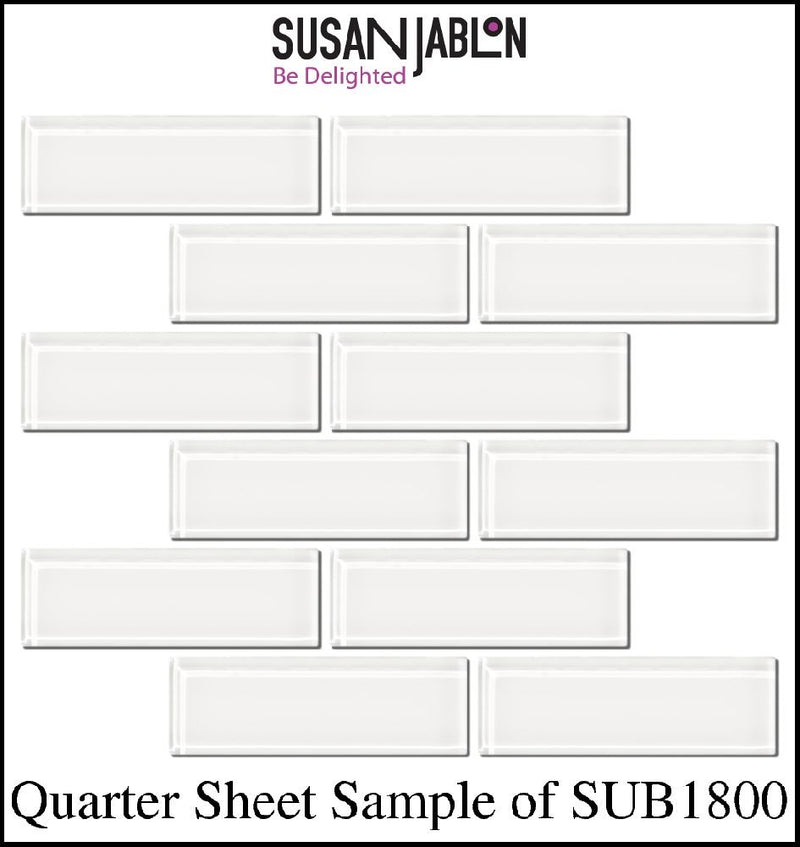 Quarter Sheet Sample of SUB1800