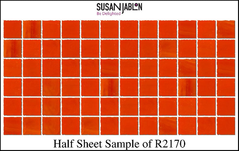 Half Sheet Sample of R2170