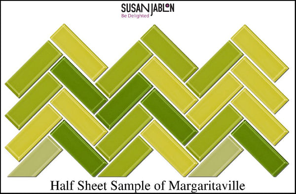 Half Sheet Sample of Margaritaville