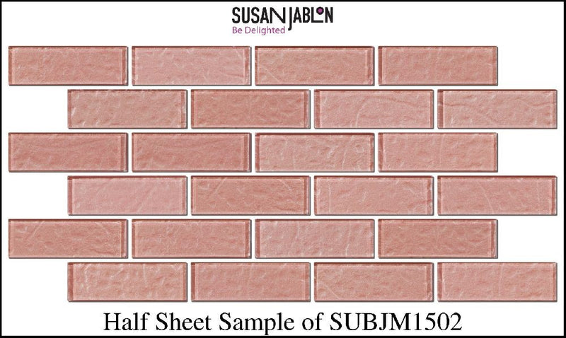 Half Sheet Sample of SUBJM1502