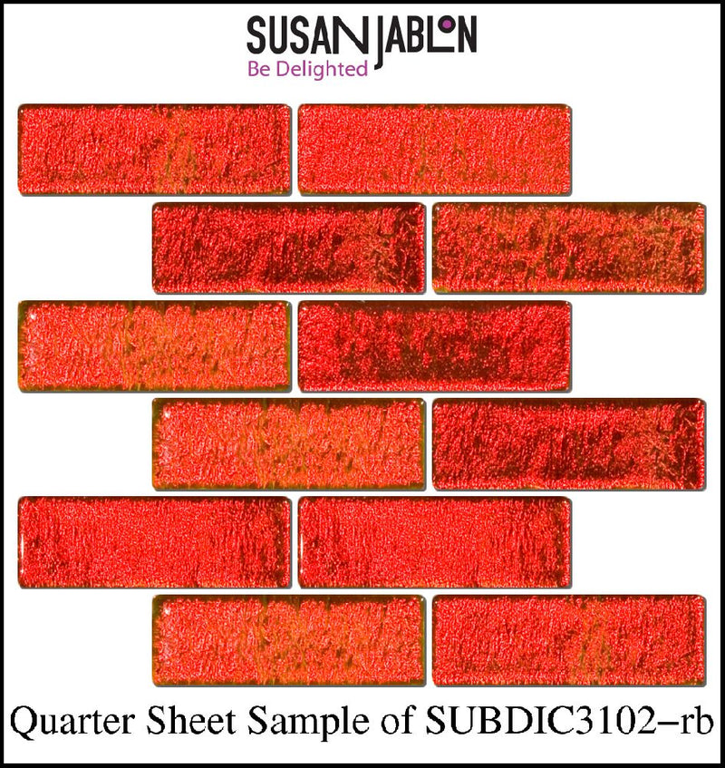 Quarter Sheet Sample of SUBDIC3102-rb