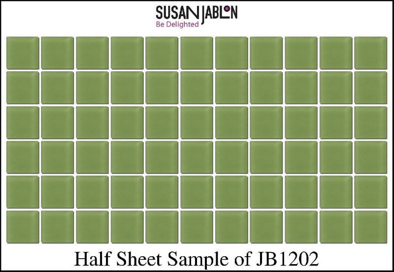 Half Sheet Sample of JB1202