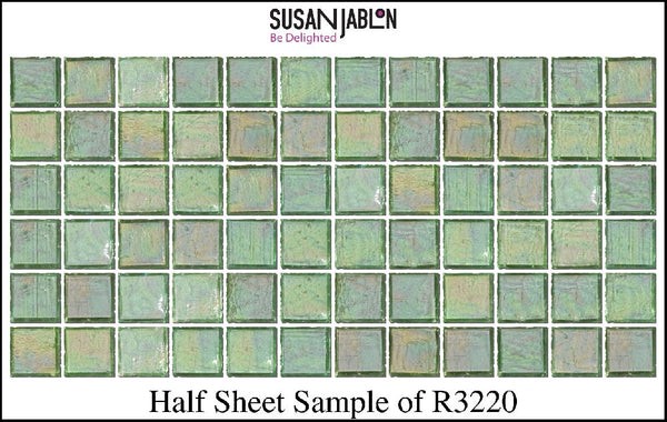 Half Sheet Sample of R3220