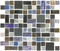 Lake Effect Mosaic Tile Design