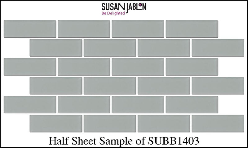 Half Sheet Sample of SUBB1403