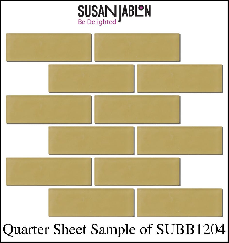 Quarter Sheet Sample of SUBB1204