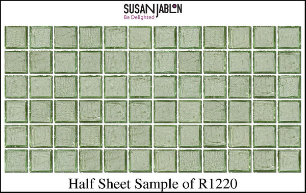 Half Sheet Sample of R1220