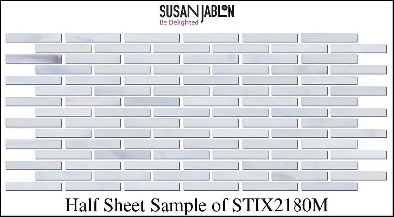 Half Sheet Sample of STIX2180M