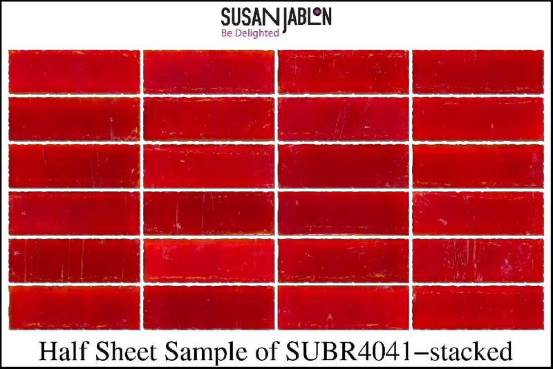 Half Sheet Sample of SUBR4041-stacked