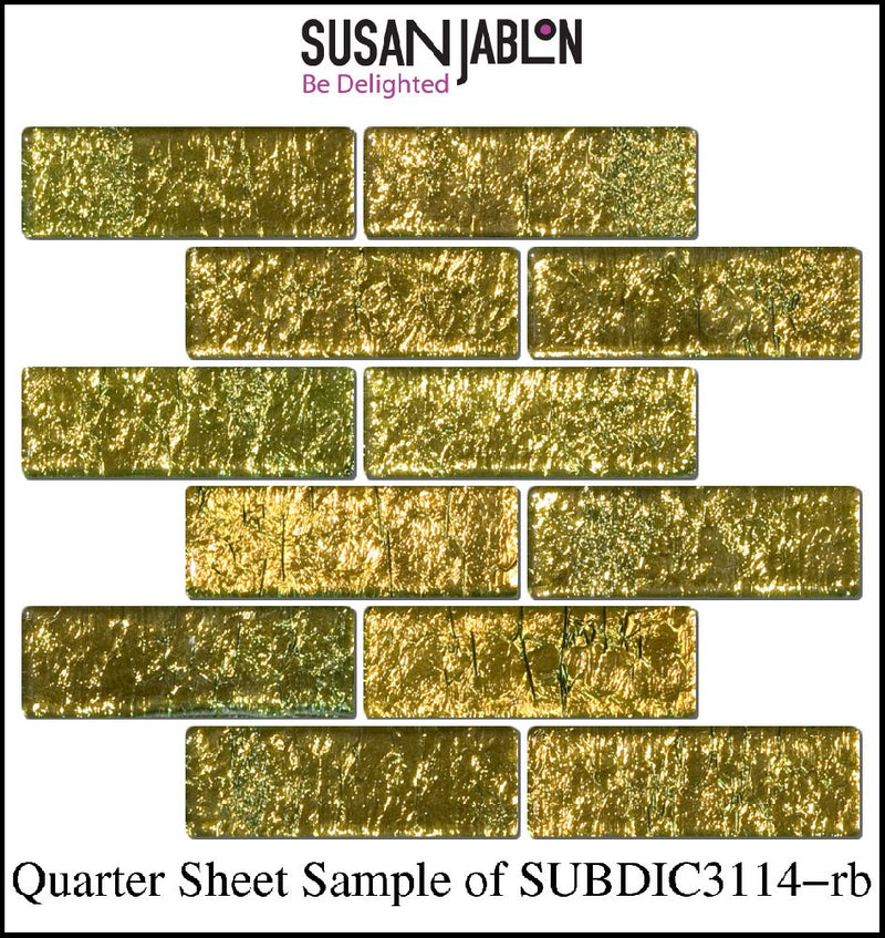Quarter Sheet Sample of SUBDIC3114-rb