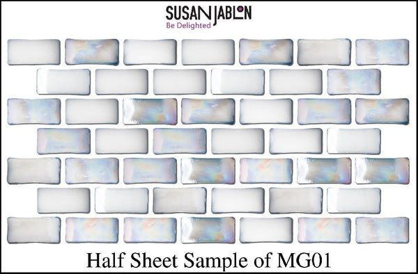 Half Sheet Sample of MG01
