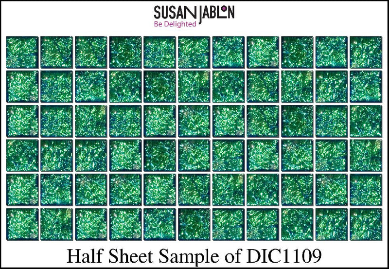Half Sheet Sample of DIC1109