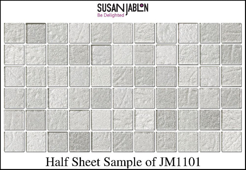 Half Sheet Sample of JM1101