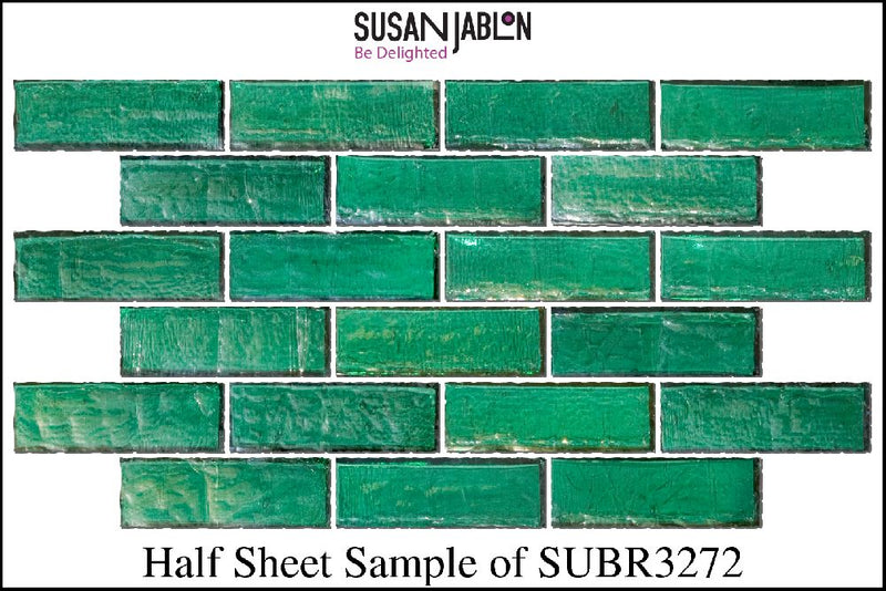 Half Sheet Sample of SUBR3272