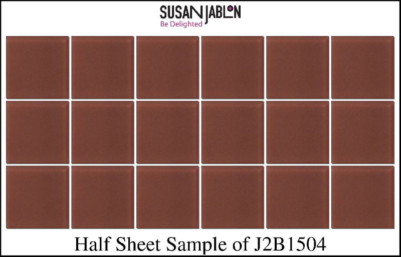 Half Sheet Sample of J2B1504