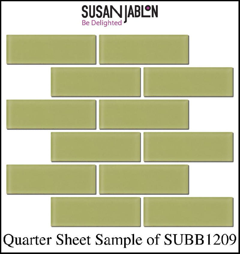 Quarter Sheet Sample of SUBB1209