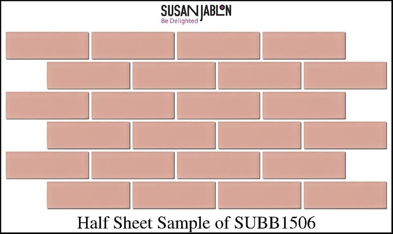 Half Sheet Sample of SUBB1506
