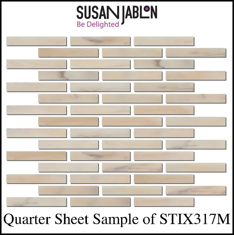Quarter Sheet Sample of STIX317M