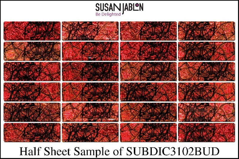 Half Sheet Sample of SUBDIC3102BUD